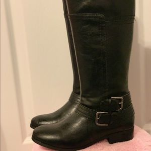 🚨Girls Nine West Tall Boots - Size 3